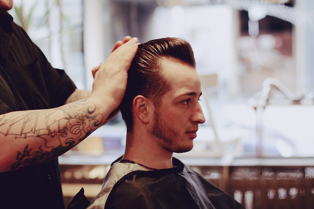 Frisuren Herren Rockabilly