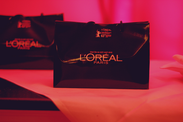 Berlinale Event L'Oreal
