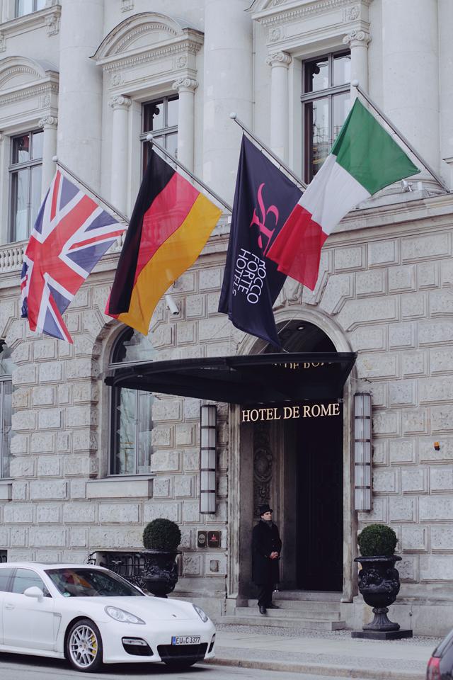 Berlinale Blogger Event L'Oreal Hotel De Rome H