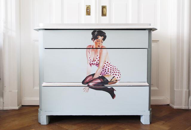 so wohnt kiel wohnung kiel wohnwerkstatt kiel förde fräulein Pastell shabby chic landhaus tafelfarbe vintage pin up