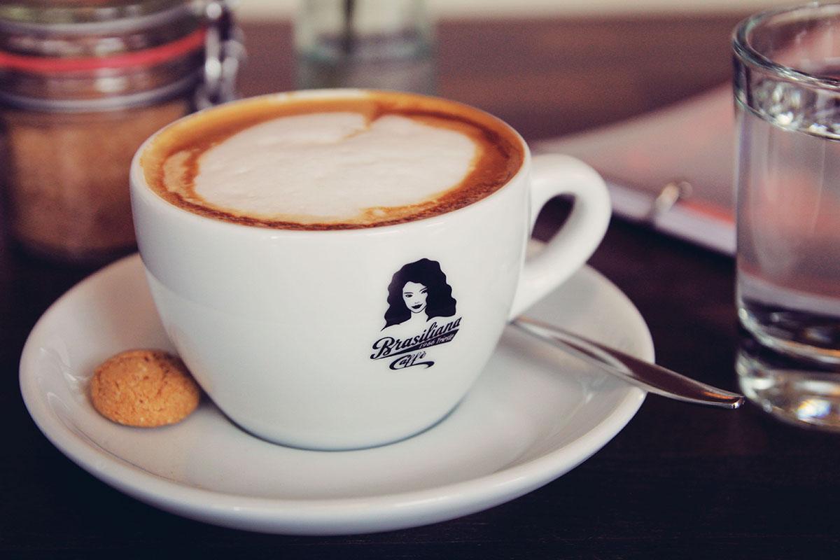 Caffè Brasiliana-TragBar-Kiel