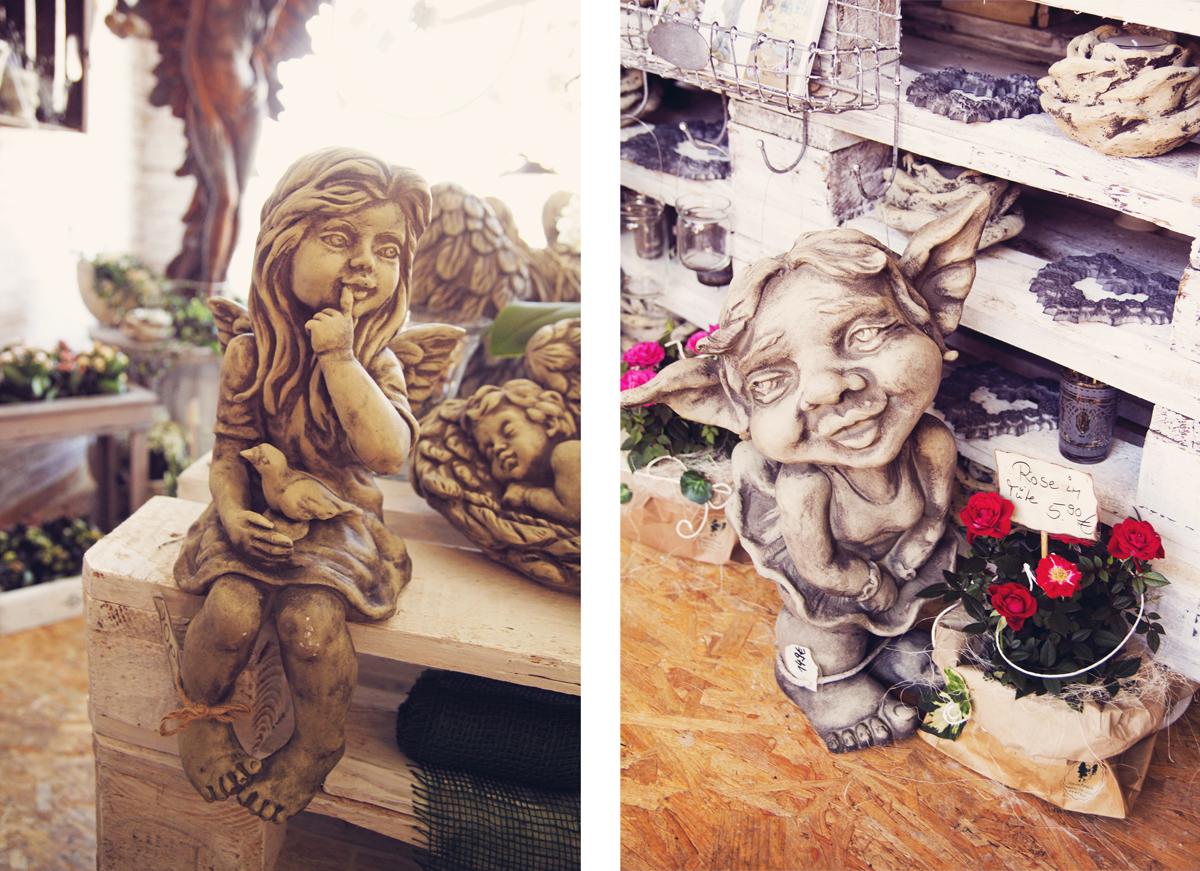 Engel-Troll-Stein-Figuren-Skulpturen-Steinreich