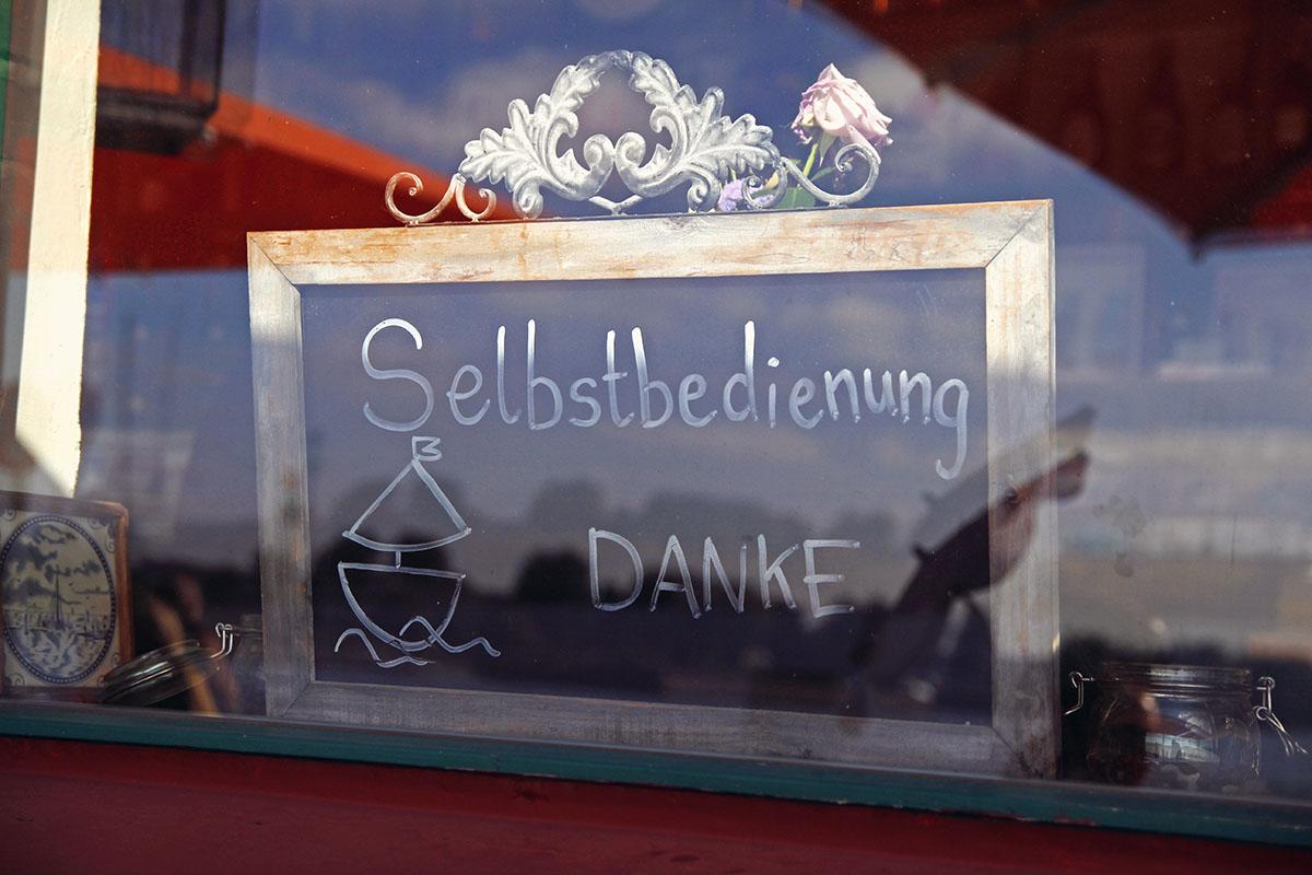 Selbstbedienung-schiffercafe-holtenau