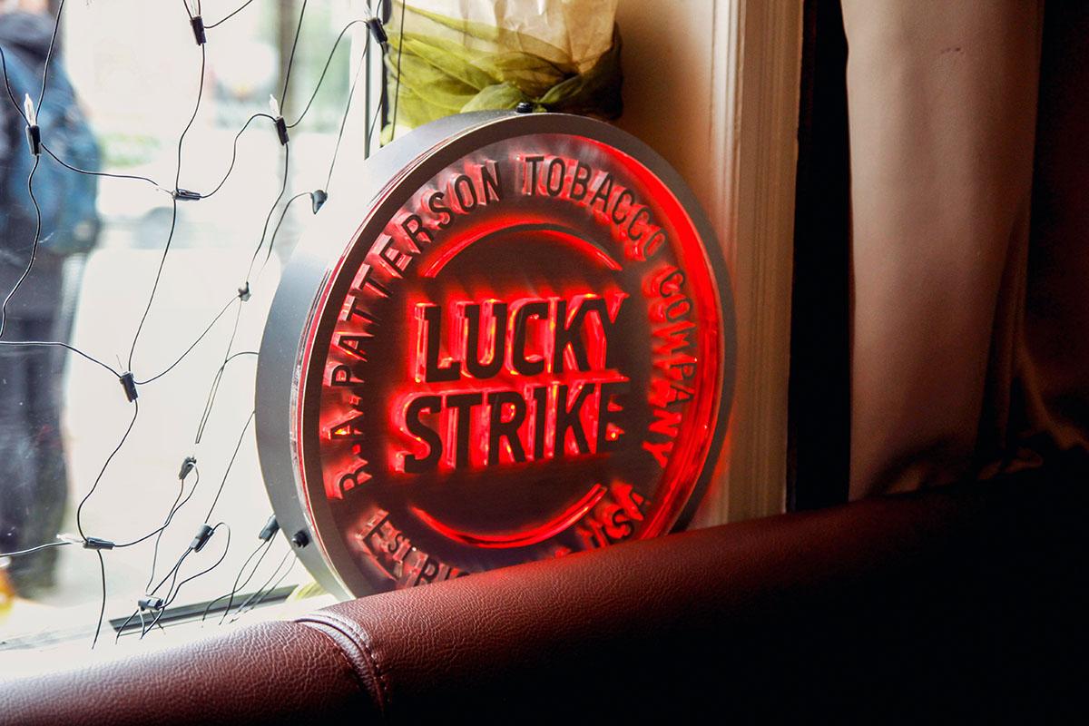 Barcultura-Luckystrike