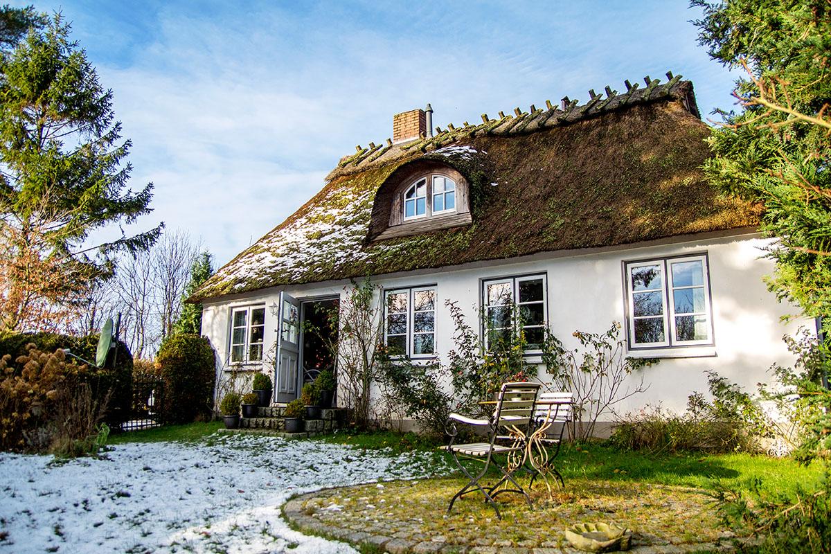Lille Hus an der Schlei - Urlaub in Schleswig-Holstein