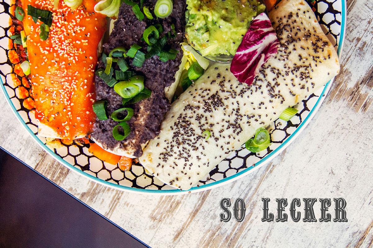 elsombreroverde-kiel-vegan-enchiladaking-quinoa-suesskartoffeln