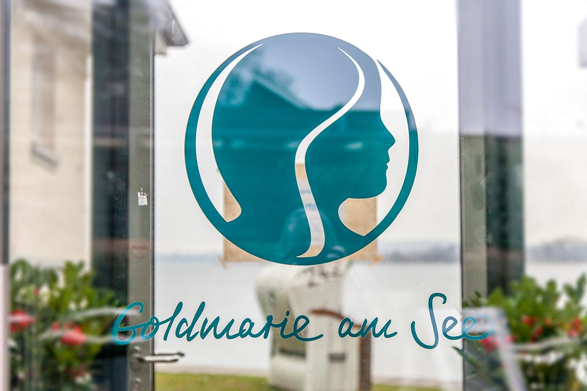 goldmarie-am-see-bad-segeberg-foerdefraeulein-logo
