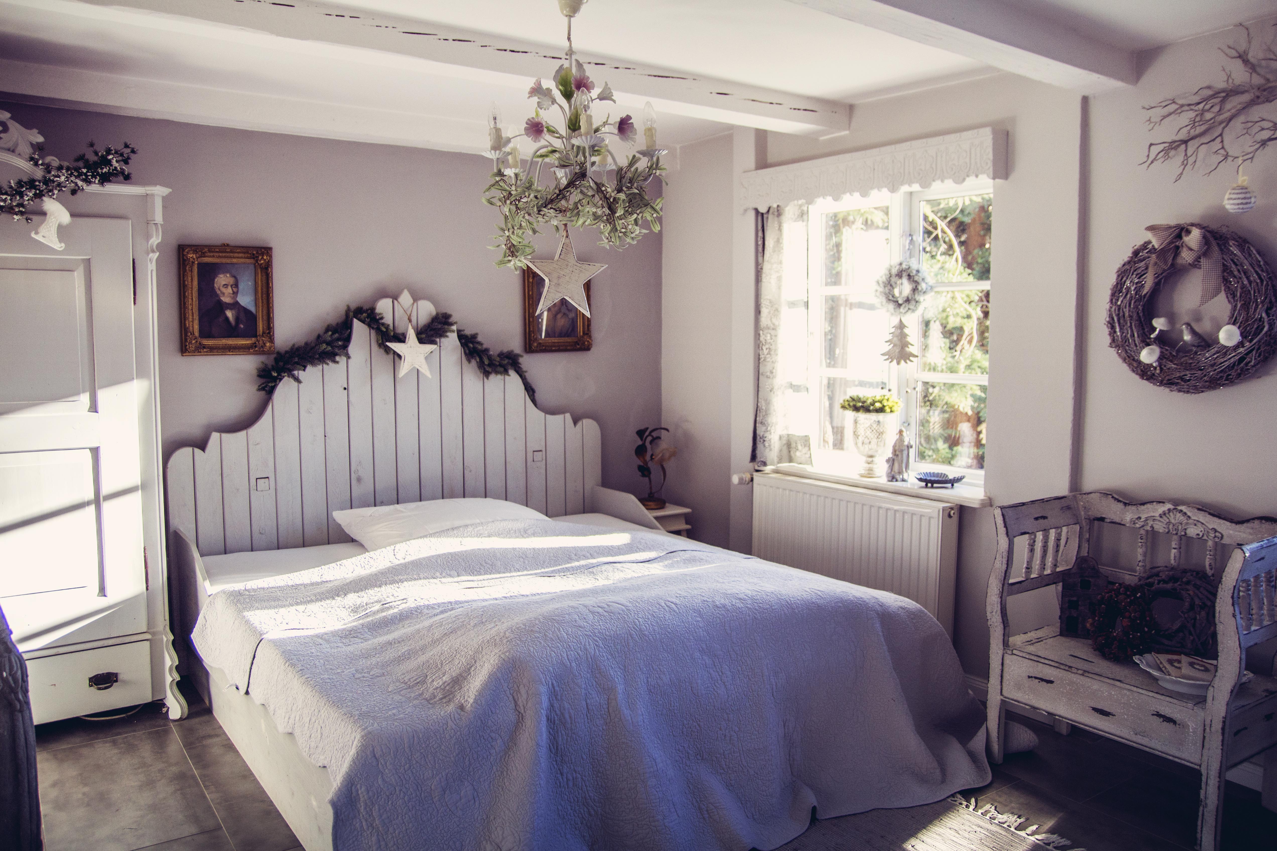 LilleHus_Loit_Schlei_Ferienhaus_Schlafzimmer