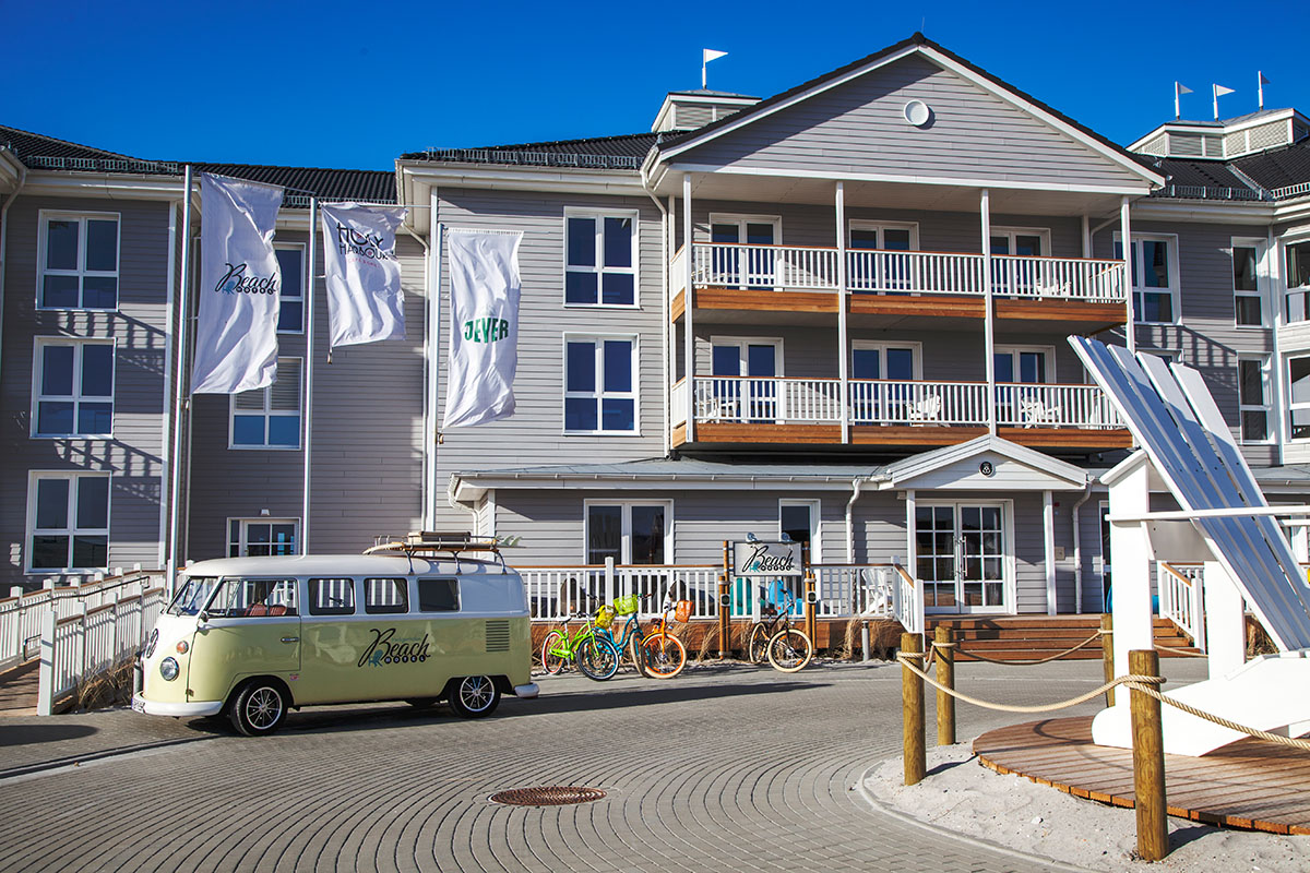 California dreaming im Beach Motel Heiligenhafen - Förde ...