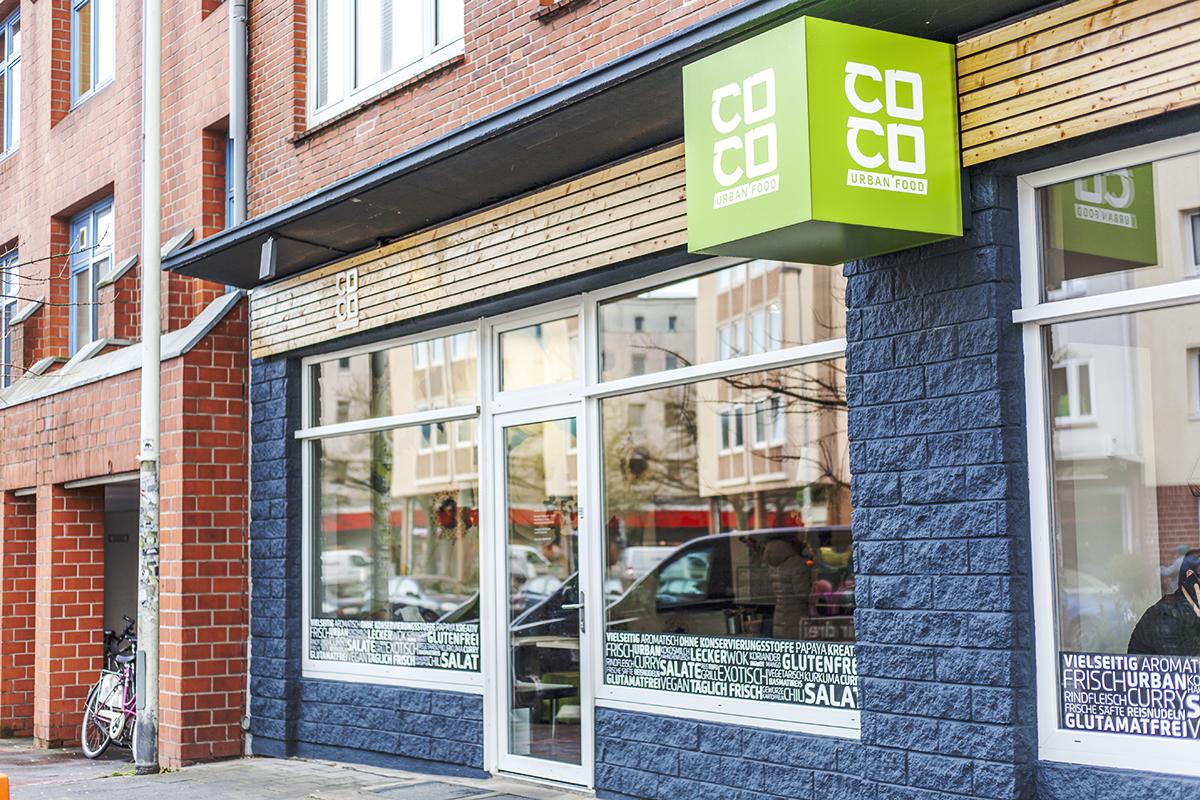 COCO Urban Food: Schnelles und Gesundes Essen in Kiel