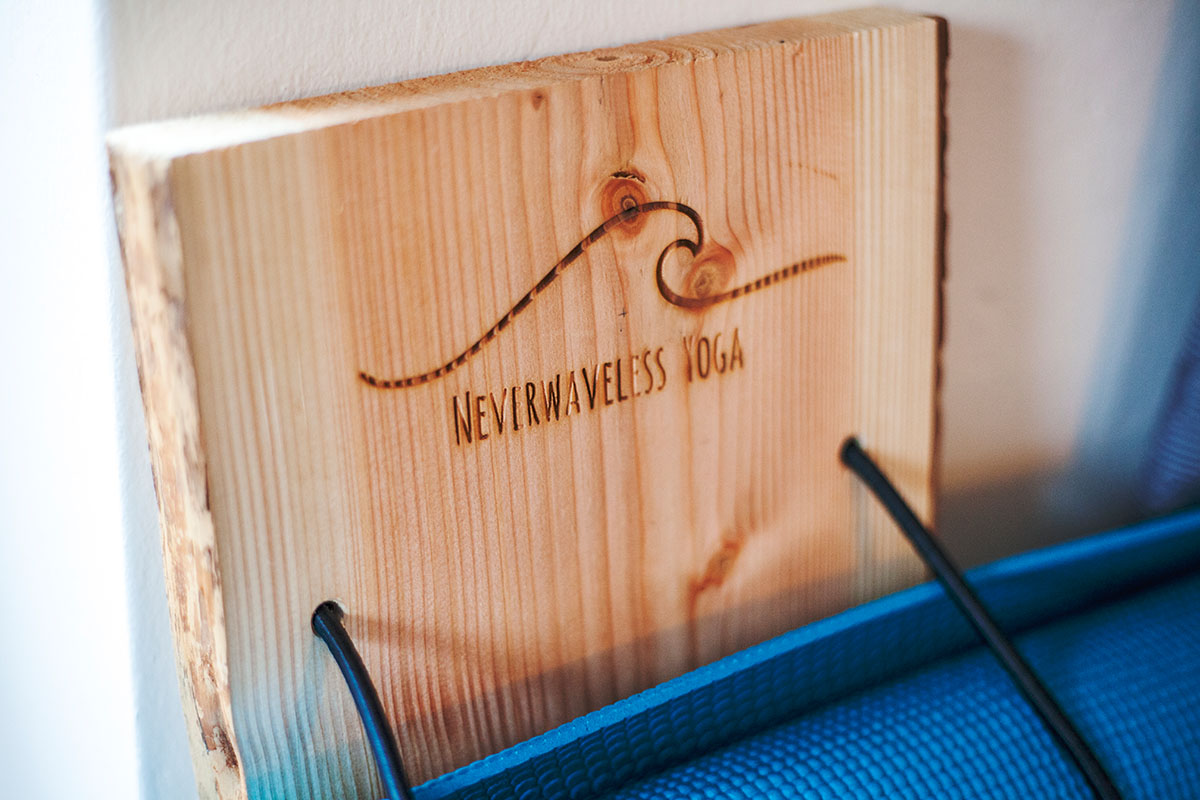 Neverwaveless Yoga Studio Kiel