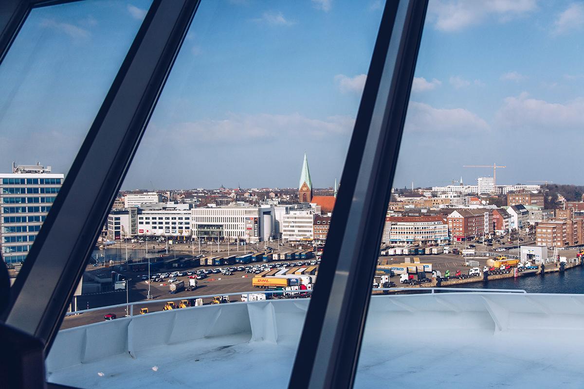 Städtereise XL von Kiel nach Oslo: An Bord der Color Magic