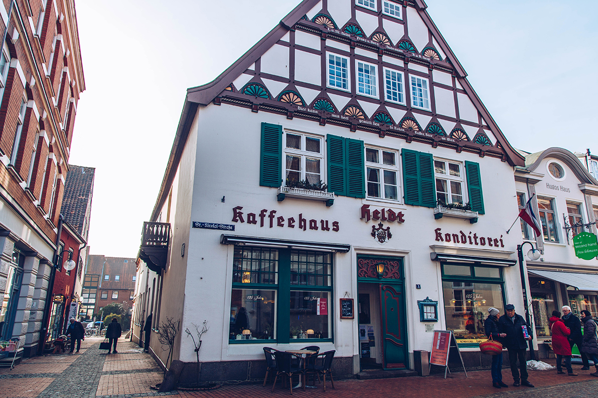 Schleswig Holstein Restaurants