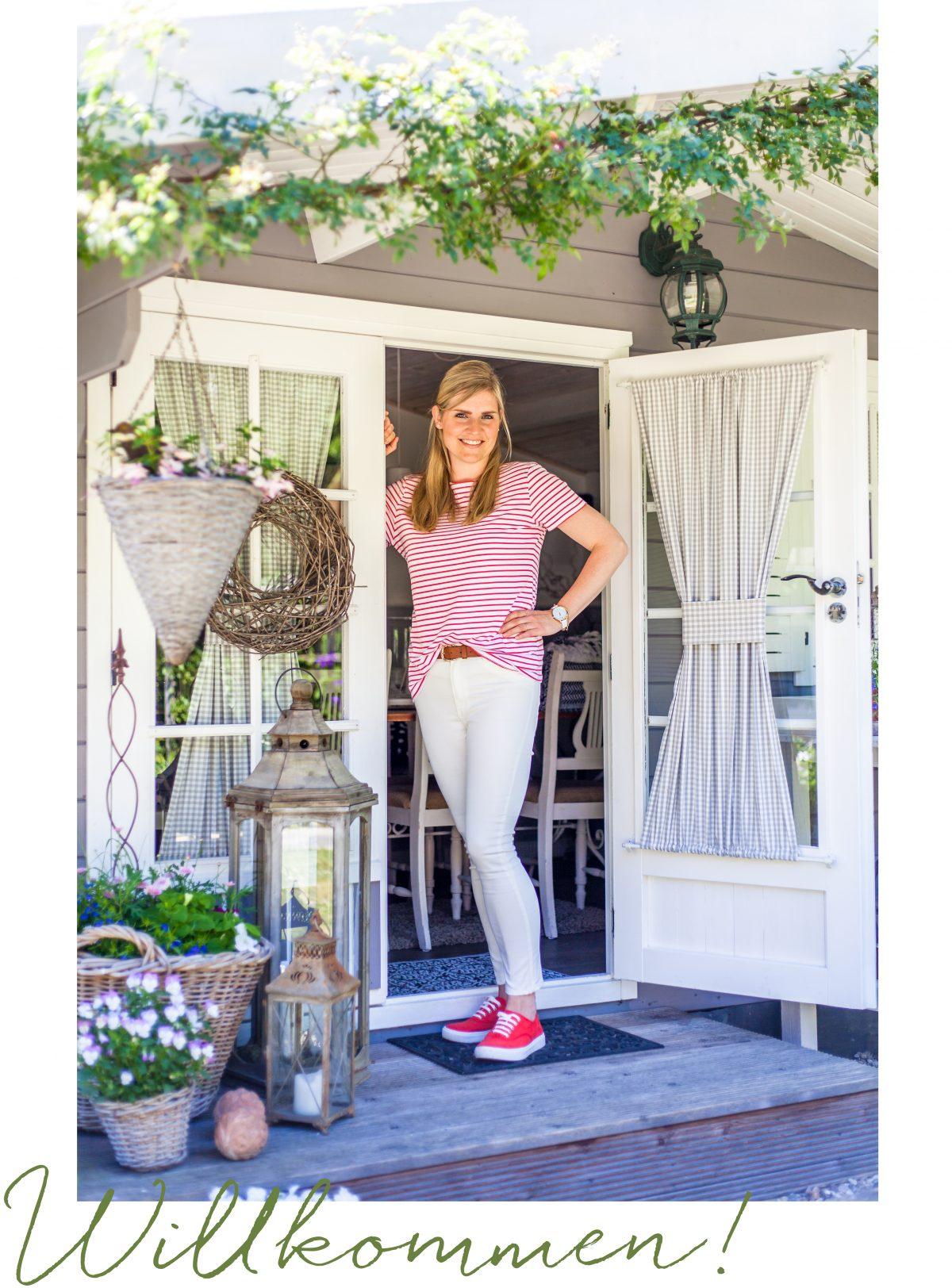 So wohnt der Norden: Eine Garten-Homestory aus Schönberg