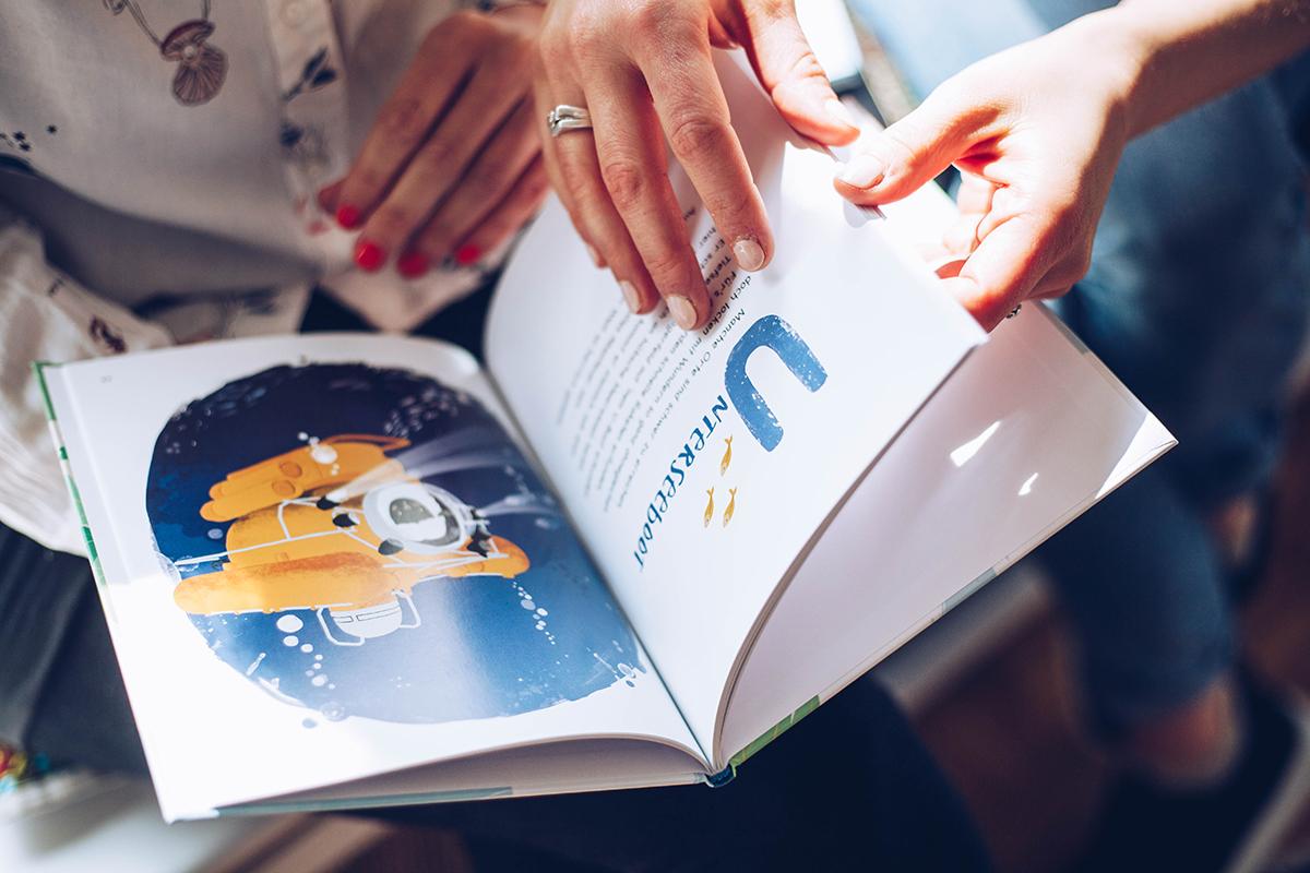 Schleswig-Holstein ABC: Ein Kinderbuch für kleine & große Nordlichter