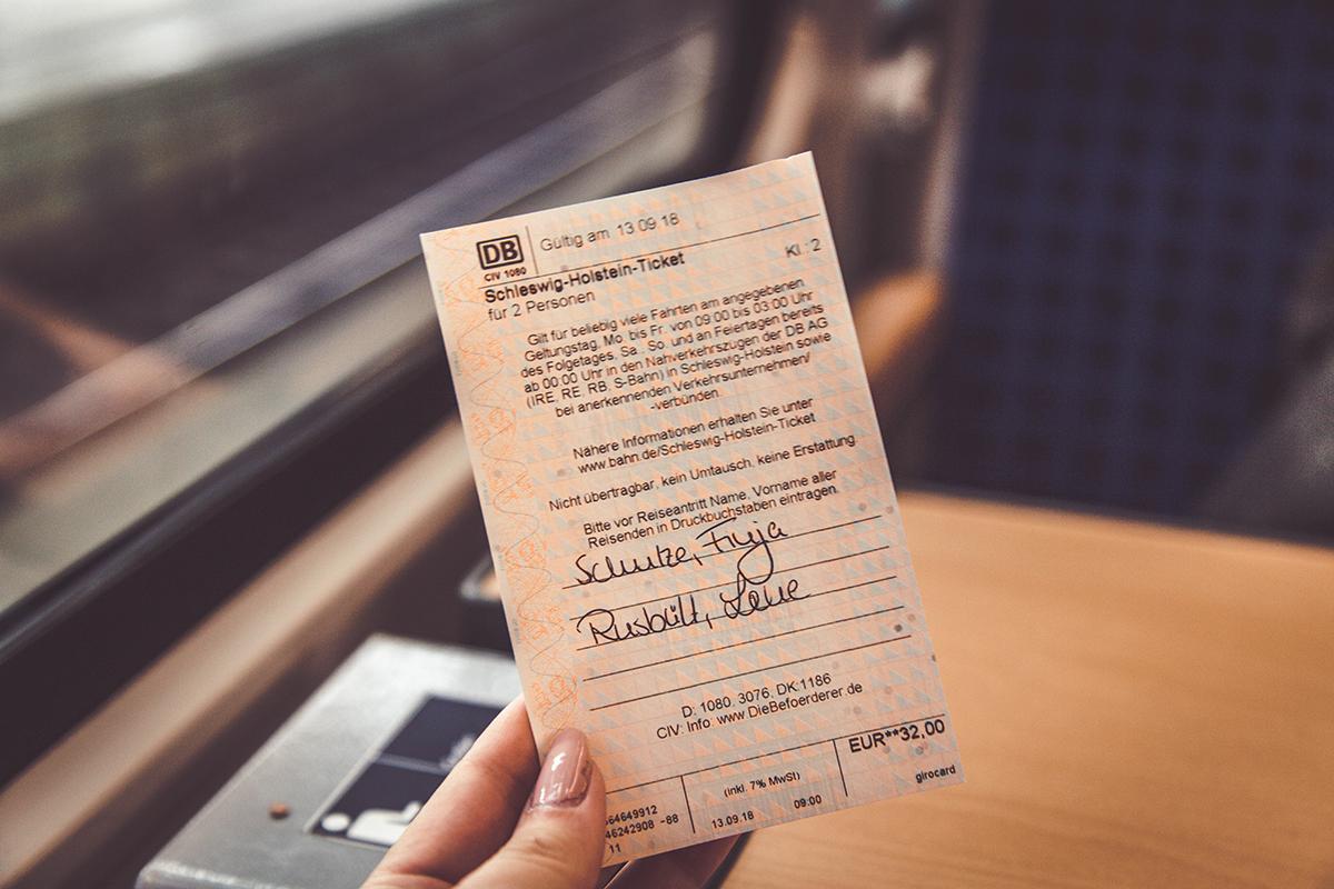 Holstein ticket schleswig Cheap Flights