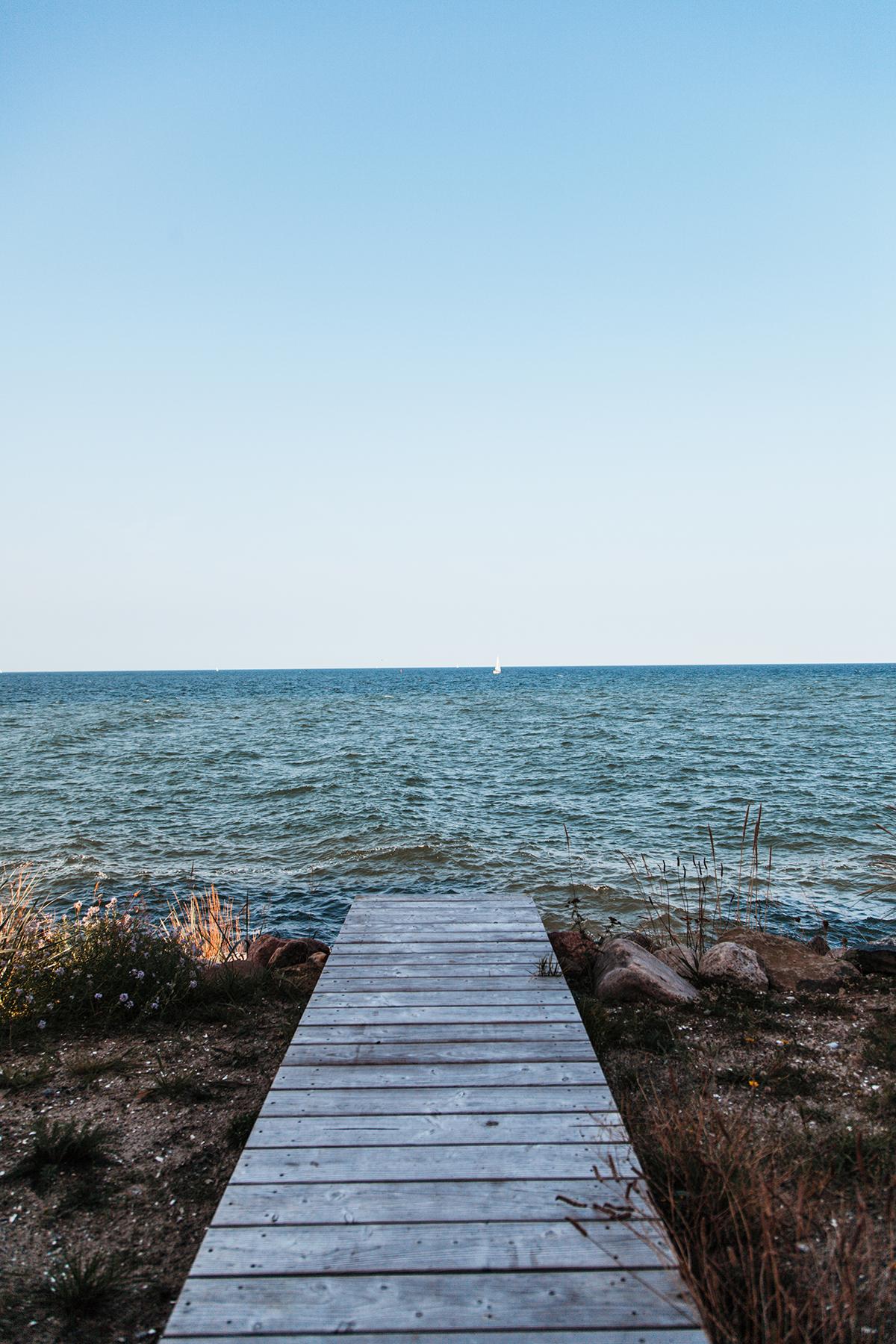 Urlaub im Ostseeresort Olpenitz: Haus auf der Ostsee