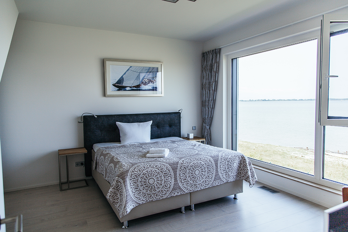 Urlaub im Ostseeresort Olpenitz: Albatros Villa Leuchtturm