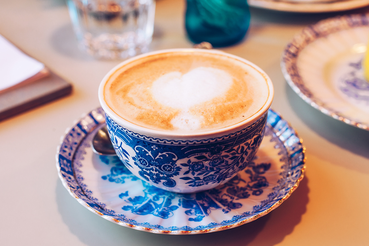 Kaffee guten romantisch morgen Süße Romantische