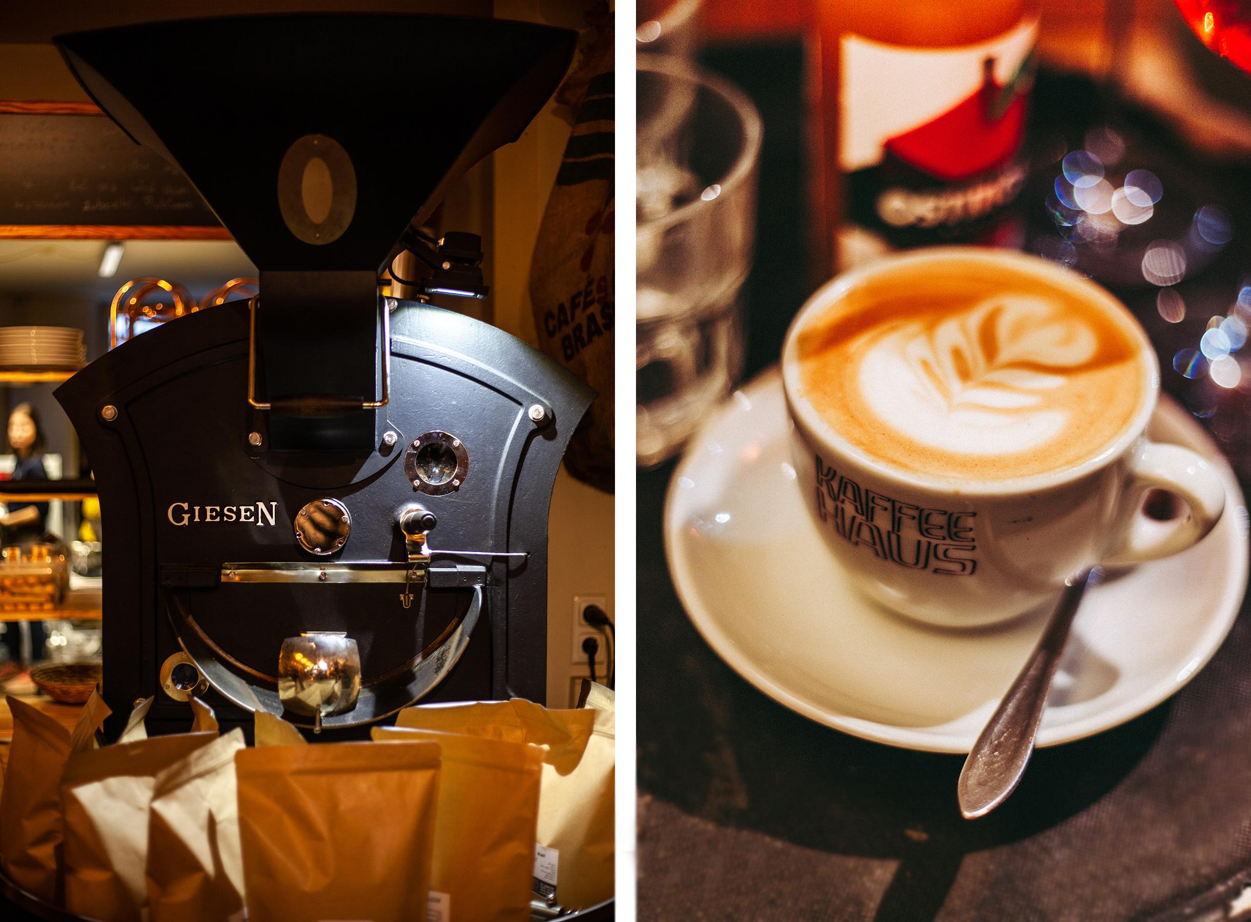 Cafés in Lübeck: Kaffeehaus in der Hüxstraße