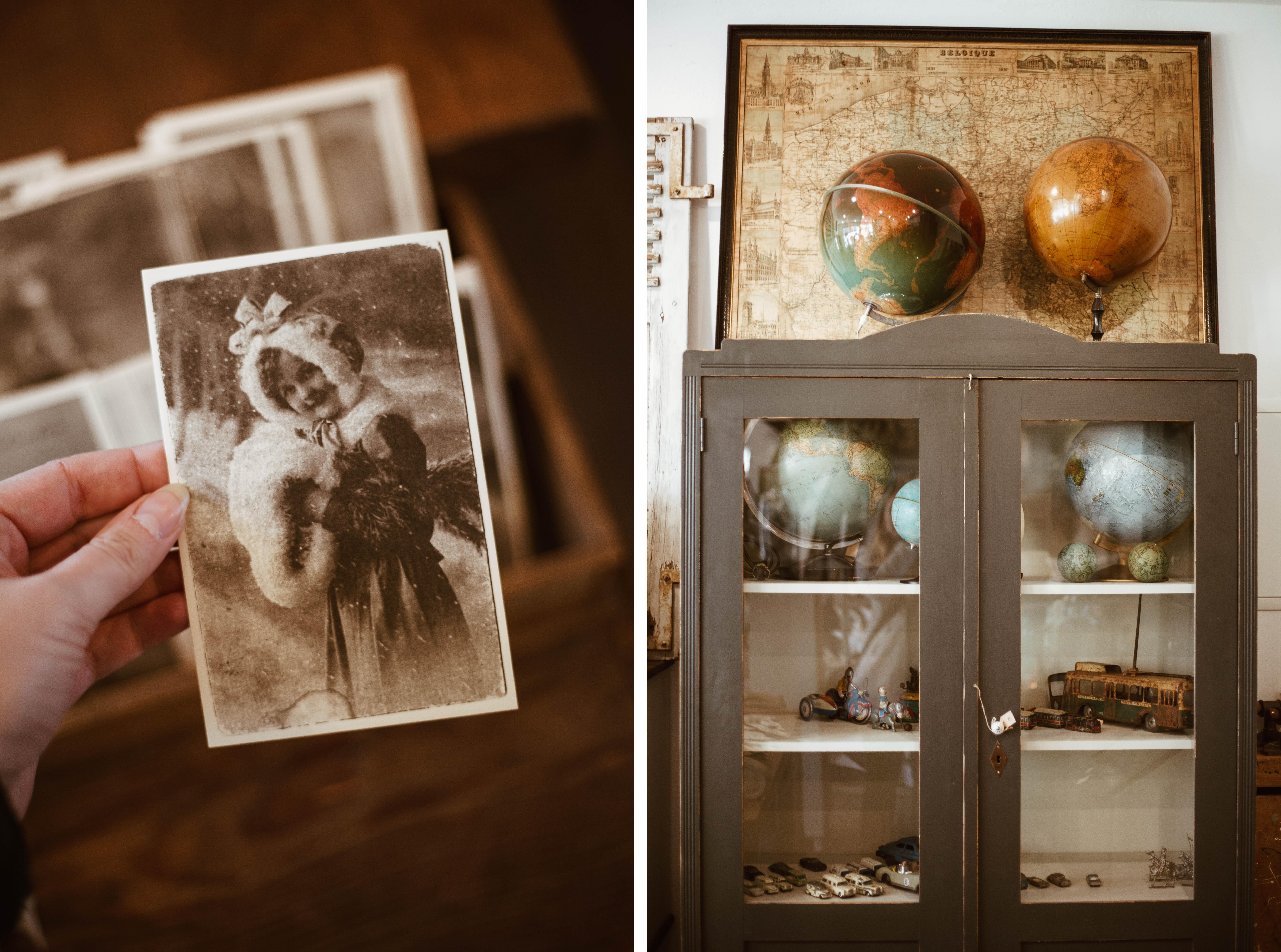 Nostalgische Adventsausstellung bei Rathjens Depot in Ahlefeld-Bistensee