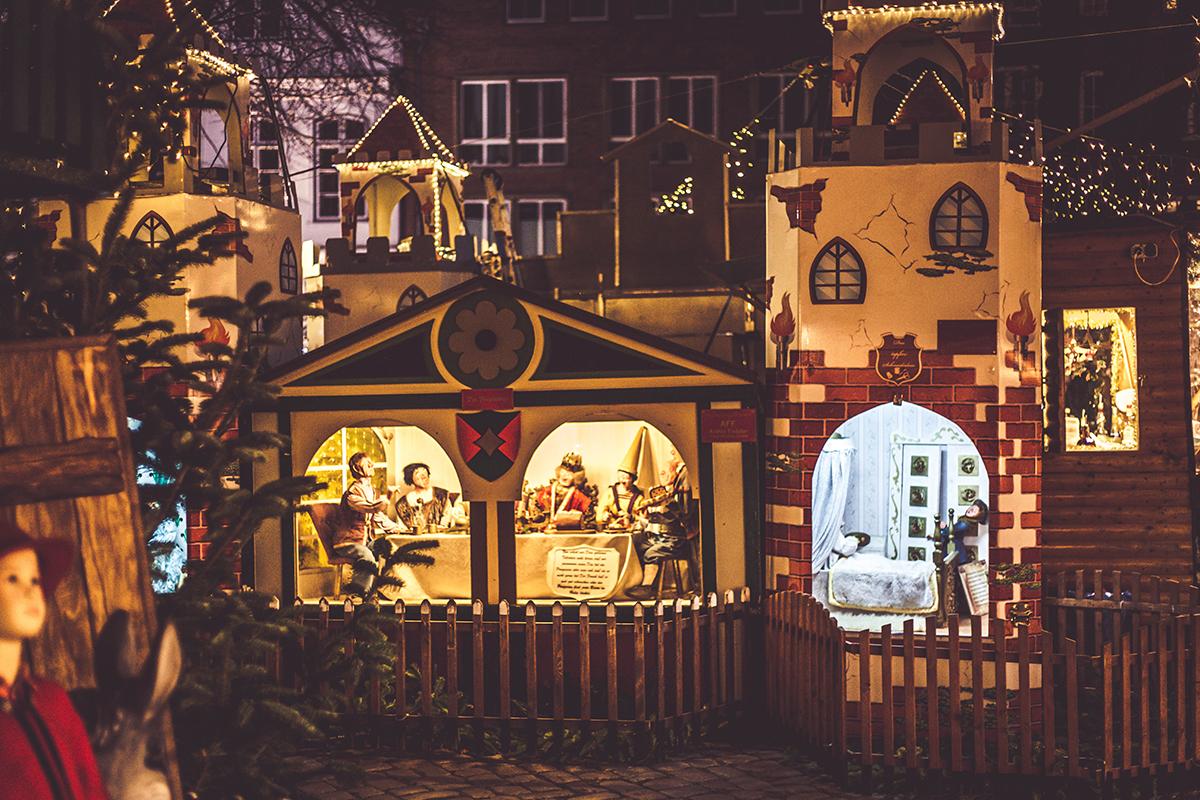 Odense Weihnachtsmarkt