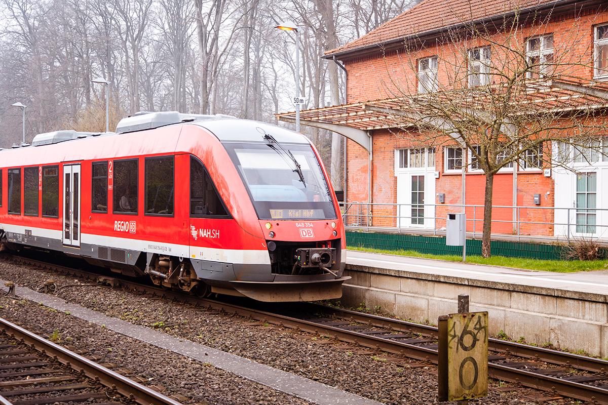 Hansa-Park in Sierksdorf: Kombiticket der DB Regio Schleswig-Holstein