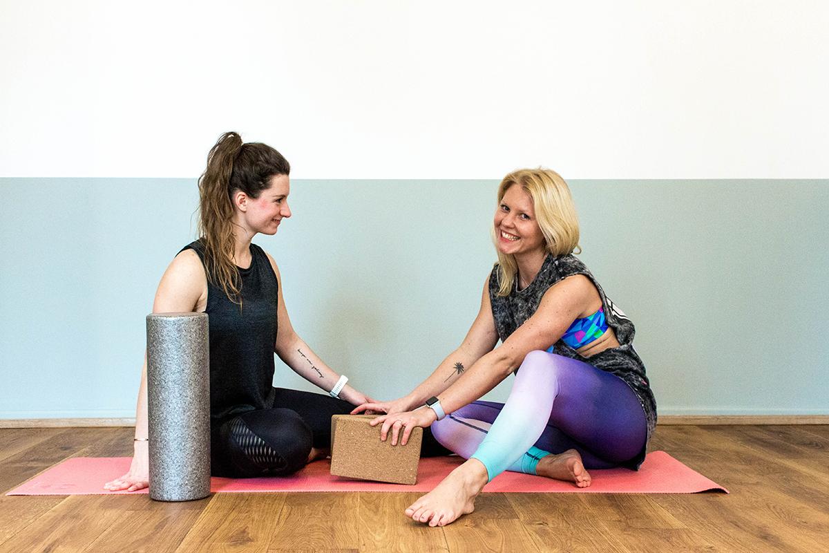 Entspannen und Auspowern: im YourPlace am Blücherplatz findest du ein vielfältiges Angebot an Kursen rund um die Themen Gesundheit, Sport und Wohlfühlen