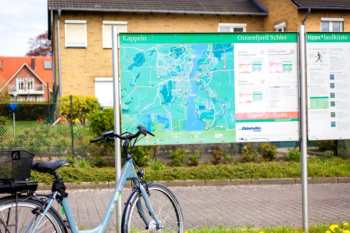 Schöne Schlei-Region: Komm' mit auf eine Fahrradtour zur Geltinger Birk