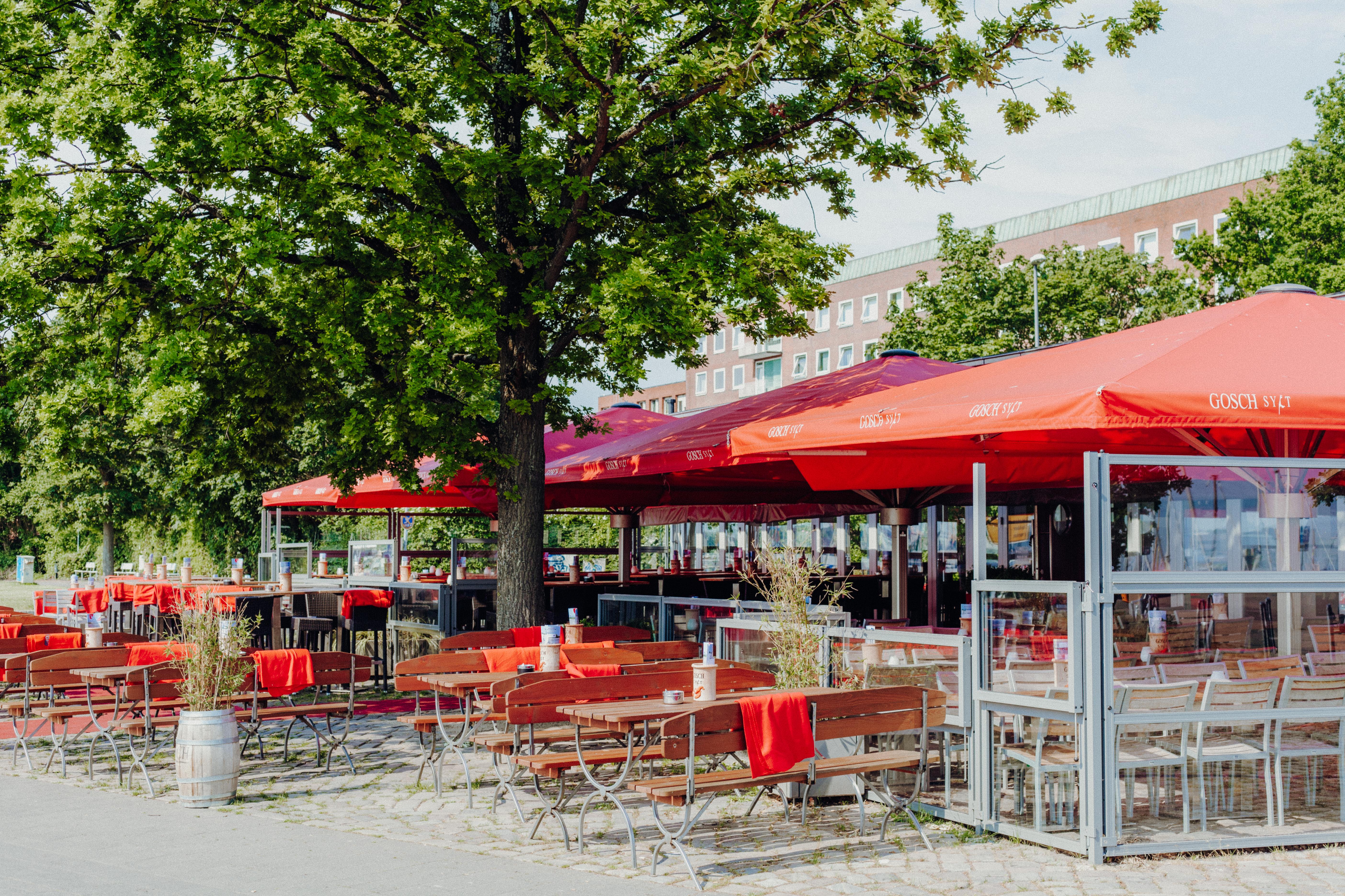 Gosch an der Kiellinie in Kiel