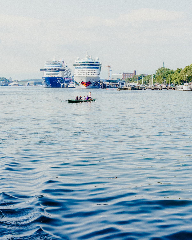 Kiellinie Kiel Förde