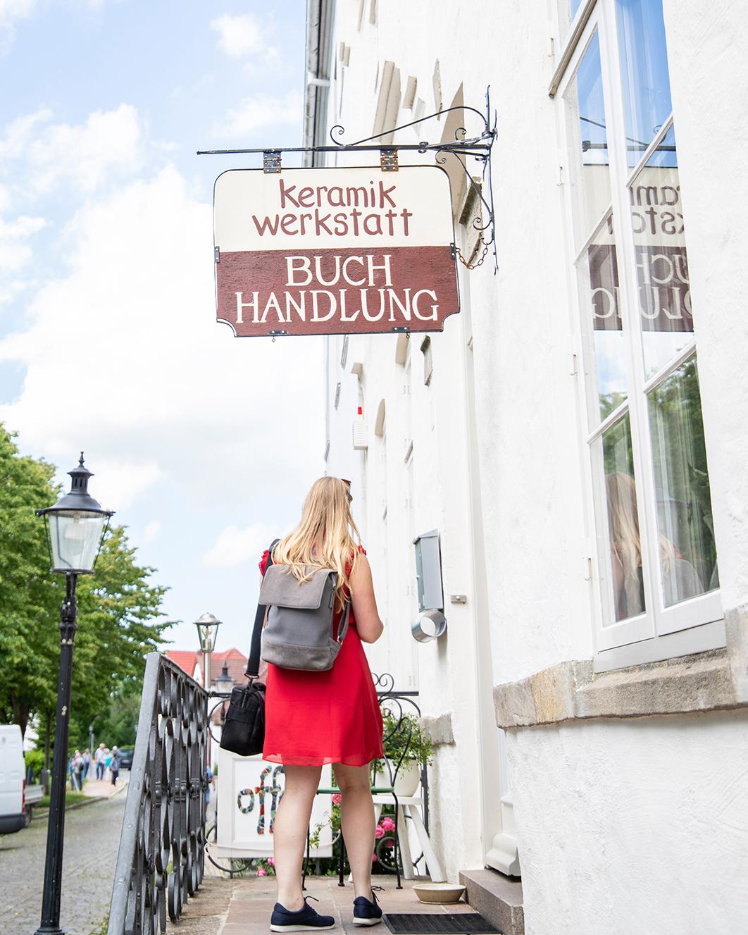Friedrichstadt Tipps Tagesausflug
