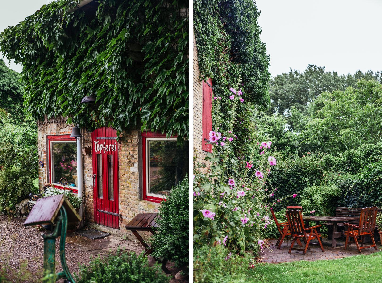 So wohnt der Norden: Ich war zu Besuch bei Familie Kriegshammer in Süderbrarup und habe den großen Garten bestaunt