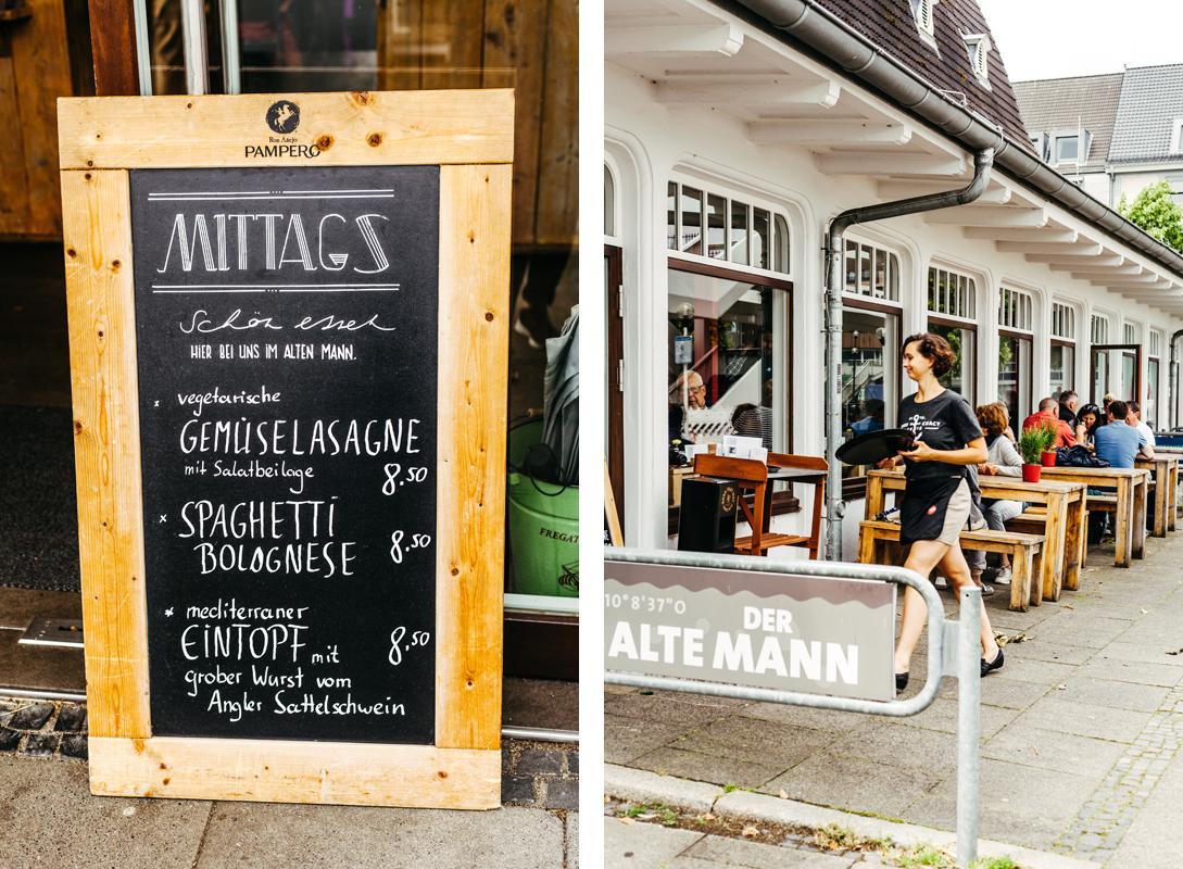 Café Der Alte Mann Kiel