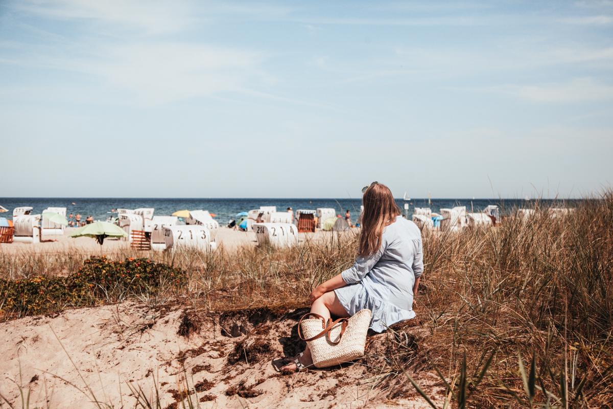 Ein Strandausflug von Schwedeneck bis Bülk – Ostseeurlaub