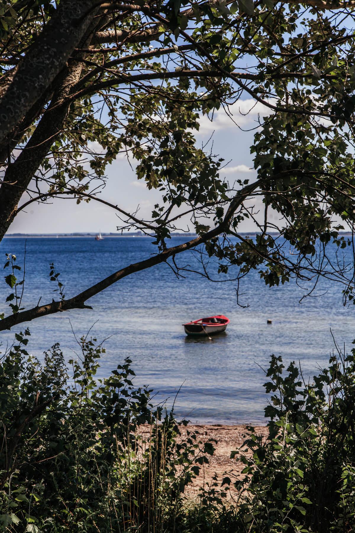Ostseeurlaub in Bülk