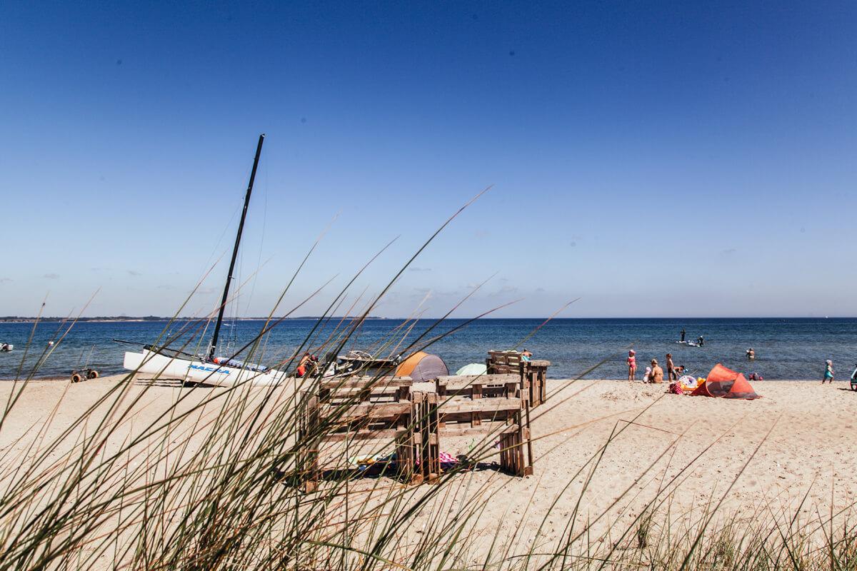Ein Strandausflug von Schwedeneck bis Bülk