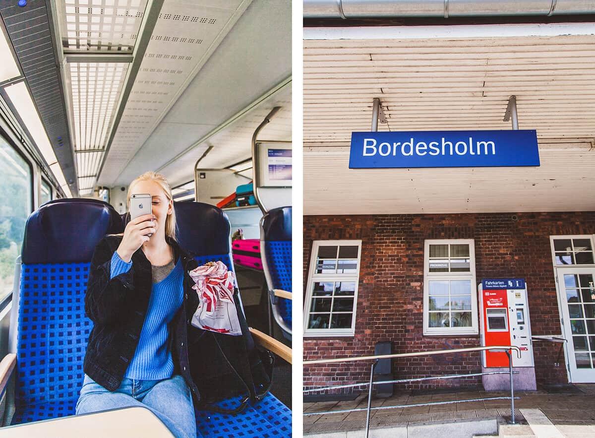 Bahnhof Bordesholm