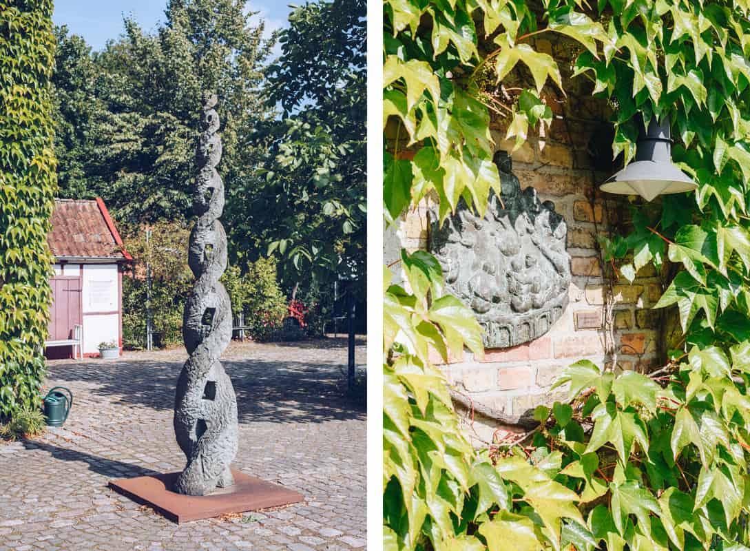 Künstlermuseum Heikendorf Garten