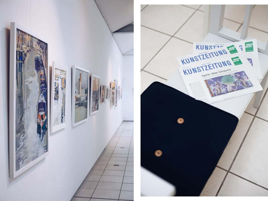 Künstlermuseum Heikendorf Ausstellung