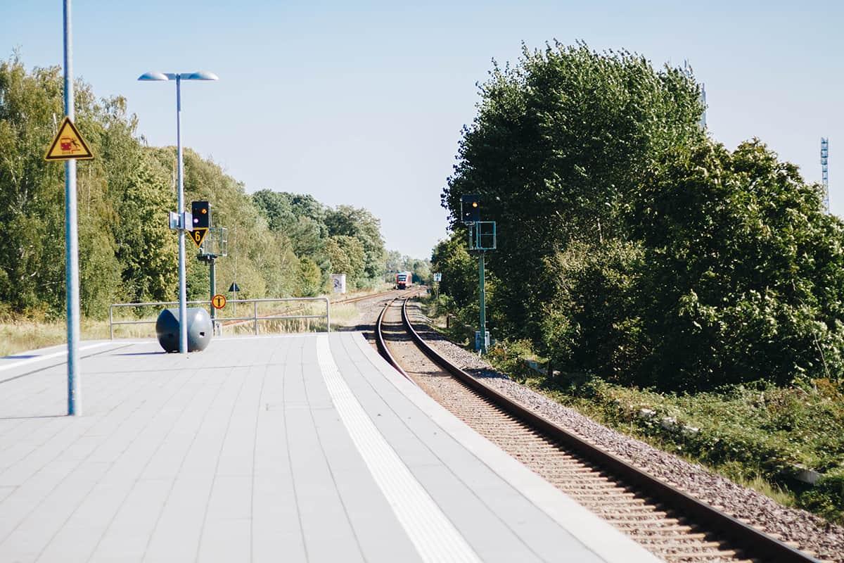 Lauenburg Bahnhof