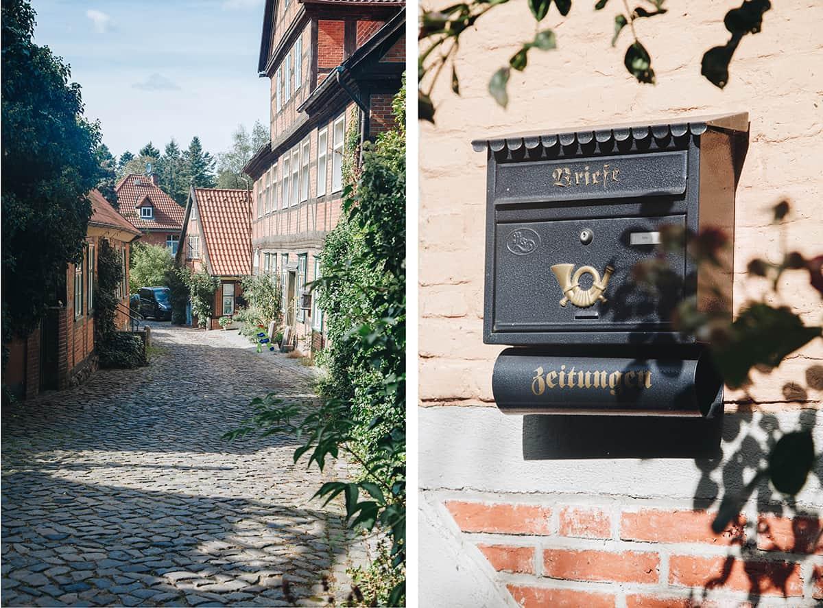 Lauenburg Briefkasten