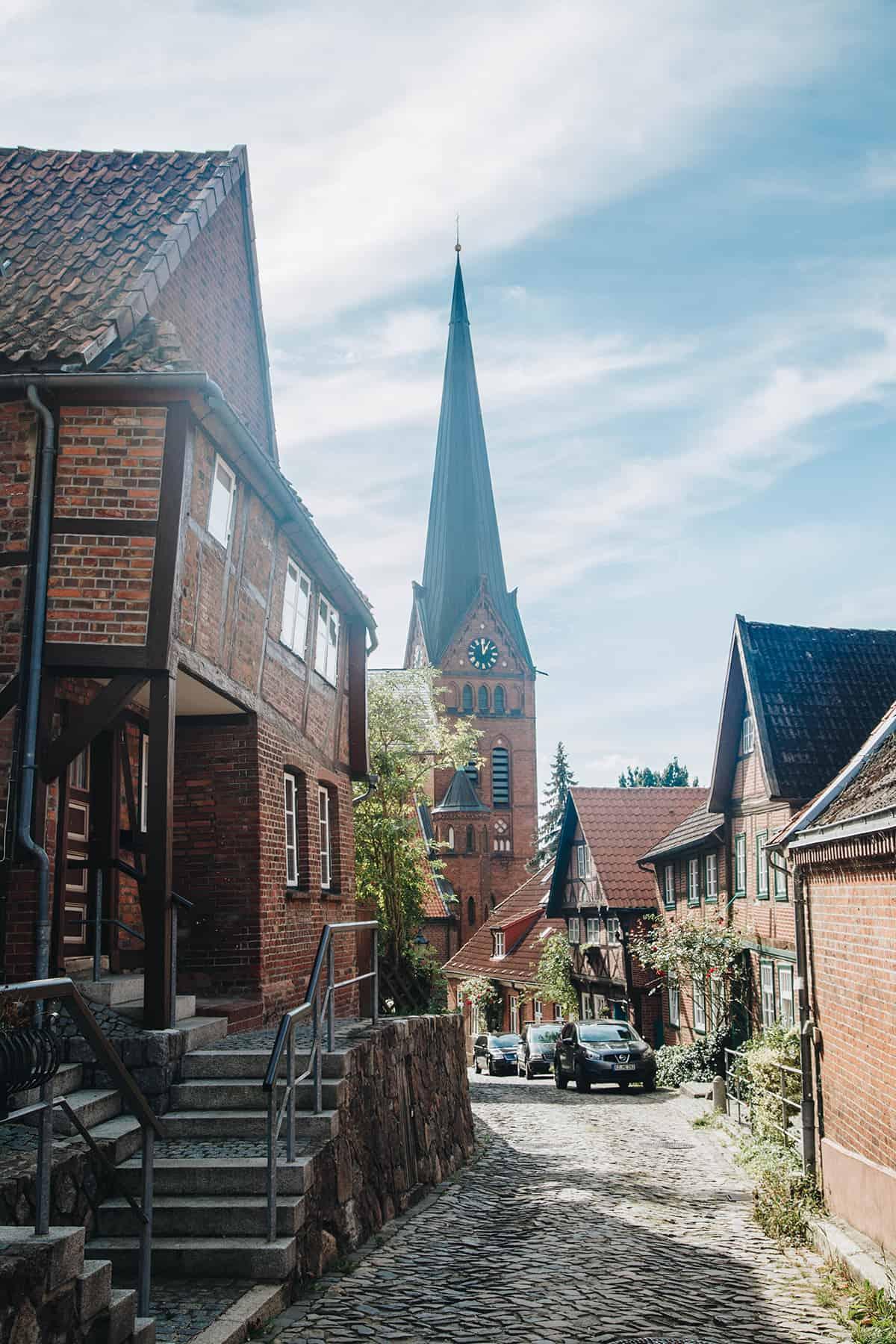 Lauenburg Kirche