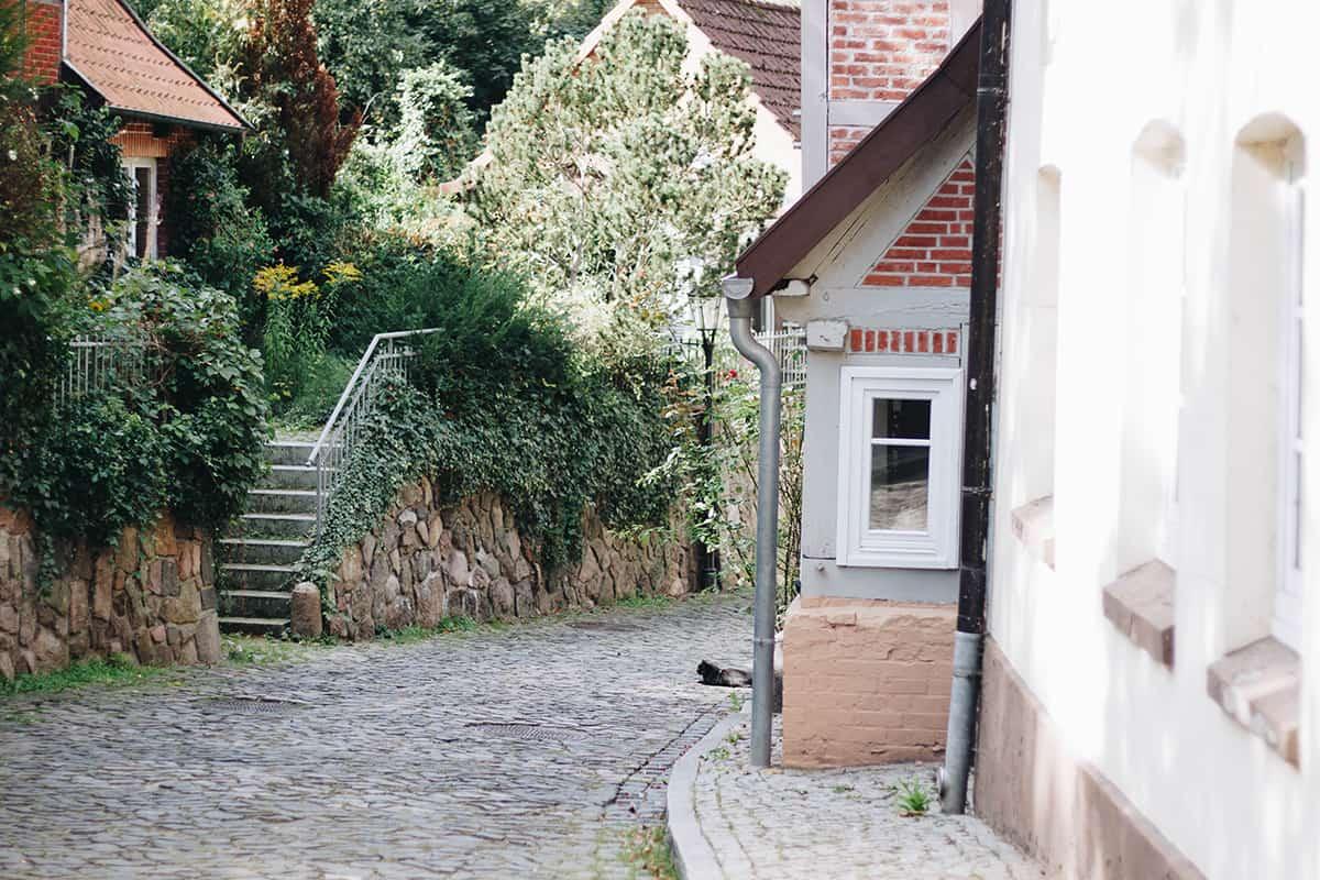 Lauenburg Historische Altstadt