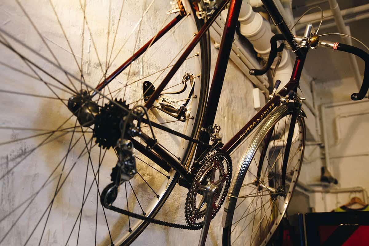 Willkomen in Annis Fahrradladen im Jungfernstieg!