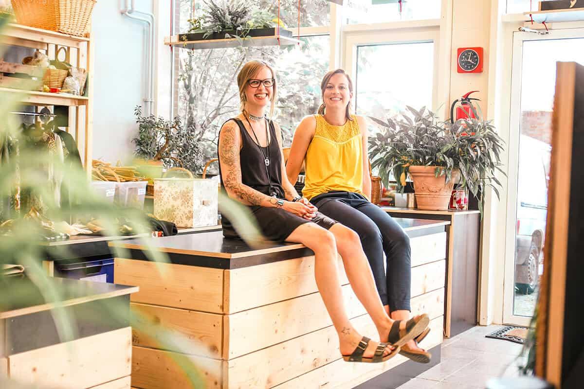 Die schönsten Second Hand Läden in Kiel: Glückslokal