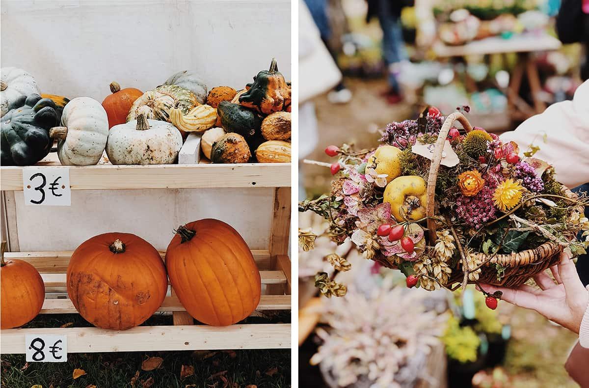 Herbstmarkt im Freilichtmuseum Molfsee