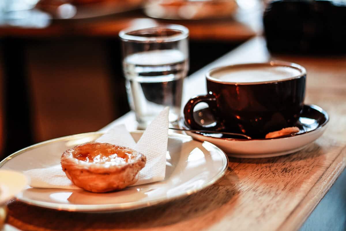 Café Gold Nata Kaffee