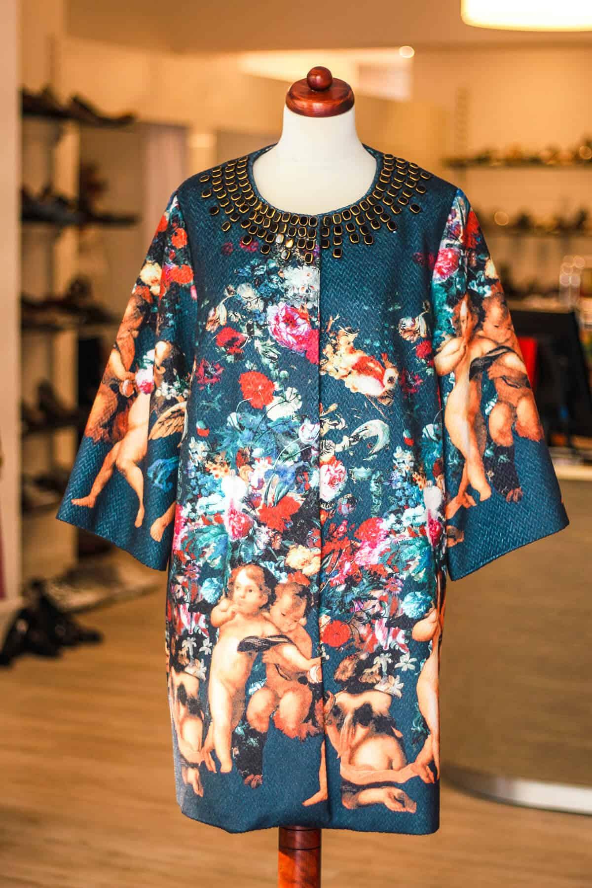 Die schönsten Second Hand Läden in Kiel: ProSeco, Kimono-Mantel