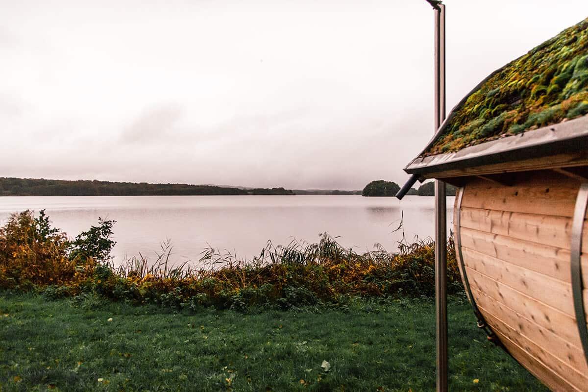 Sauna Bistensee